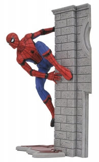 Soška Spider-Man - Spider-Man Homecoming Marvel Gallery PVC Statue