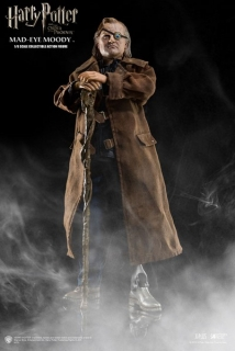 Figurka Mad-Eye Moody - Harry Potter Movie Action Figure 1/6