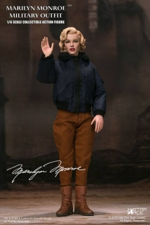 Figurka Marilyn Monroe Military Outfit - My Favourite Legend Action Figure 1/6