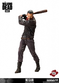 Figurka Negan - The Walking Dead TV Version Deluxe Action Figure