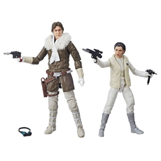 Figurka Leia & Han (Hoth) Convention Exclusive - Star Wars Episode V Black Series Action Figures 2018