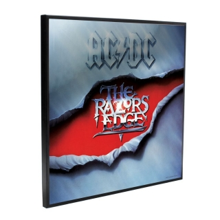 Obraz AC/DC Crystal Clear Picture The Razors Edge
