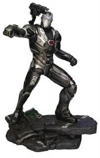 Soška War Machine - Avengers Endgame Marvel Gallery PVC Statue