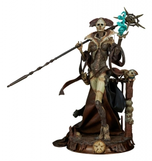 Soška Xiall - Osteomancers Vision - Court of the Dead PVC Statue