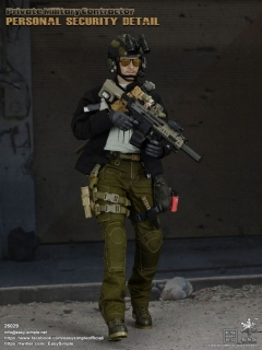 Figurka Personal Security Detail - Private Military Contractor 1/6 Figure