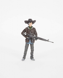 Figurka Carl Grimes - The Walking Dead Comic Version Action Figure Series 4