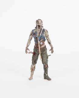 Figurka Pin Cushion Zombie - The Walking Dead Comic Version Action Figure Series 4
