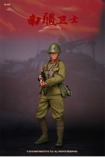 Figurka PLA Soldier- Sino-Vietnamese War Action Figure 1/6