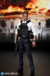 Figurka Mark - US Secret Service Special Agent (Special Edition)