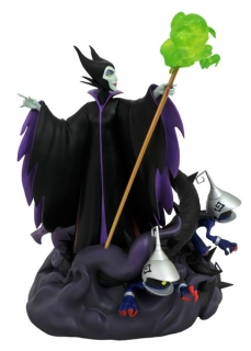 Soška Maleficent - Disney: Kingdom Hearts 3 PVC Statue