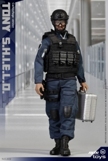 Figurka Tony Stark S.H.I.E.L.D (Camouflage Version) 1/6 Action Figure