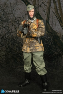 Figurka Dennis - 20th Waffen Grenadier Division Of The SS (1st Estonian) Radio Operator 1/6 Action Figure