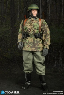 Figurka Matthias - 20th Waffen Grenadier Division Of The SS (1st Estonian) Radio Operator 1/6 Action Figure