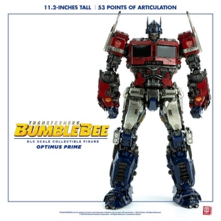 Figurka Optimus Prime - Transformers Bumblebee DLX Action Figure 1/6