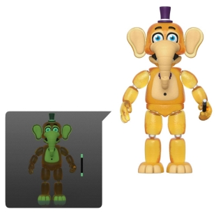 Figurka Orville Elephant (Translucent) - Five Nights at Freddy's Pizza Simulator Action Figure
