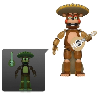 Figurka El Chip (Translucent) - Five Nights at Freddy's Pizza Simulator Action Figure
