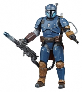 Figurka Heavy Infantry Mandalorian Exclusive - Star Wars The Mandalorian Black Series