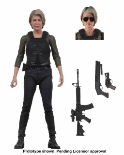 Figurka Sarah Connor - Terminator: Dark Fate Action Figure