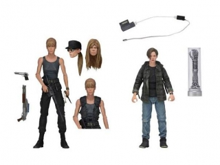 Figurky Sarah Connor & John Connor - Terminator 2 Judgment Day Action Figure 2-Pack