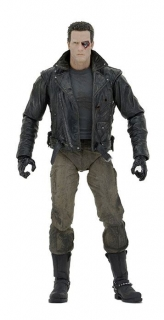 Figurka Ultimate Police Station Assault T-800 (Motorcycle Jacket) - Terminator Action Figure