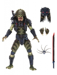 Figurka Ultimate Armored Lost Predator - Predator 2 Action Figure