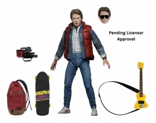 Figurka Ultimate Marty McFly - Back to the Future Action Figure