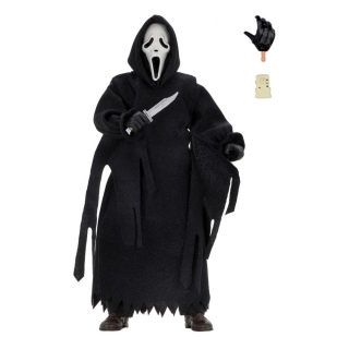 Figurka Ghostface - Scream Retro Action Figure