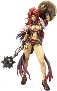 Soška Risty (Limited Edition/Ex Model) - Queen's Blade PVC Figure