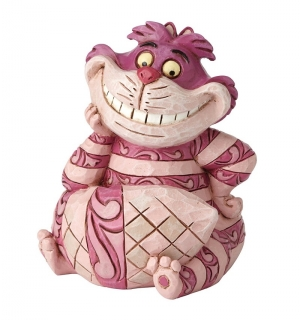 Soška Cheshire Cat - Disney Traditions Statue (Alice in Wonderland)