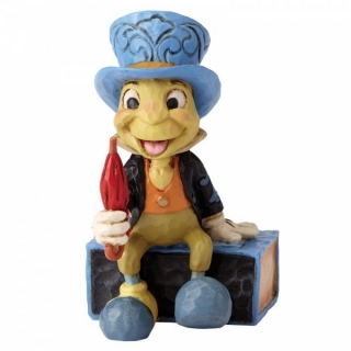 Soška Jiminy Cricket - Disney Traditions Statue (Pinocchio)