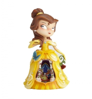 Soška Belle - The World of Miss Mindy Presents Disney Statue