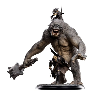 Soška The Cave Troll of Moria - The Lord of the Rings Statue 1/6