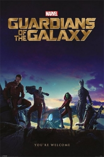 Plakát Guardians of the Galaxy - You´re Welcome - 61 x 91 cm