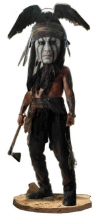 Figurka Tonto - The Lone Ranger Head Knocker - Neca