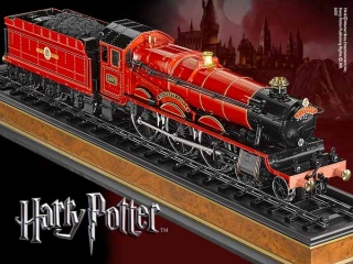 Soška Hogwarts Express Modell 1/50 - Harry Potter - Noble Collection