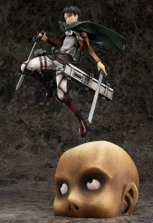 Figurka Levi - Attack on Titan Statue 1/8 - 32 cm