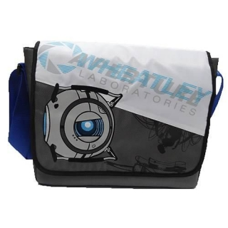 Taška Portal 2: Wheatley Laboratories Messenger Bag