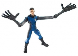 Figurka Mr. Fantastic (Rubberized) - Fantastic Four Movie - Series 5