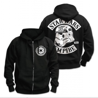 Mikina Star Wars - Hooded Sweater Cloned To Be Wild