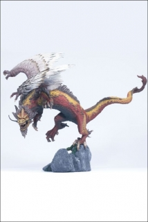 Figurka FIRE DRAGON CLAN 2 - MCFARLANE'S DRAGONS SERIES 2: QUEST FOR THE LOST KING