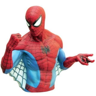 Pokladnička Spider-Man - Marvel Comics Coin Bank - 20 cm