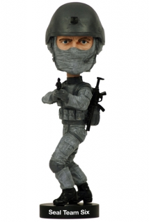 Figurka military NAVY SEAL - Bobble Head
