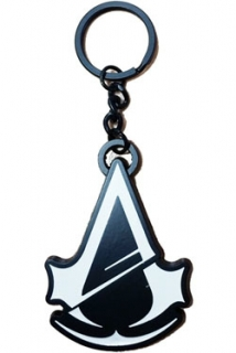 Přívěsek Assassin's Creed Unity Metal Key Ring Logo