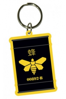 Přívěsek Breaking Bad - Rubber Keychain Golden Moth
