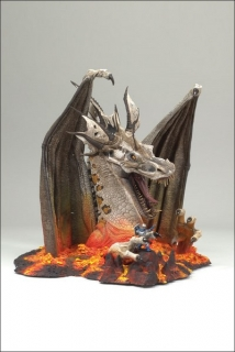 Figurka FIRE DRAGON CLAN 5 DELUXE BOXED SET - MCFARLANE'S DRAGONS SERIES 5