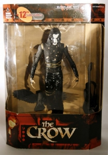 Figurka The Crow - Vrána - Movie Maniacs 1/6 - McFarlane