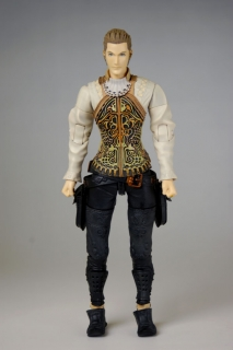 Figurka Balthier - Final Fantasy XII - Play Arts Kai - Square Enix