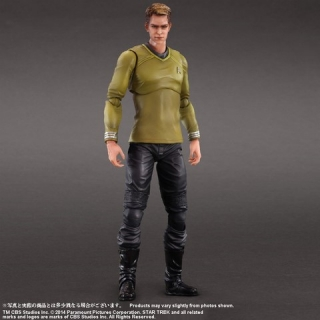 Figurka Captain James T. Kirk - Star Trek Play Arts Kai Action Figure