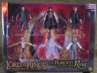 Figurky Burden Of The One Ring - Lord Of The Rings action figure Gift Set