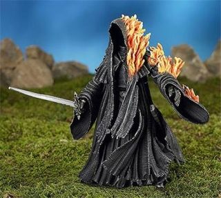 Figurka Flaming Ringwraith - The Lord of The Rings - Series 5 - Pán prstenů